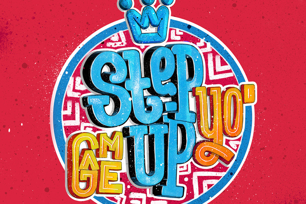 Step-Up Handlettering