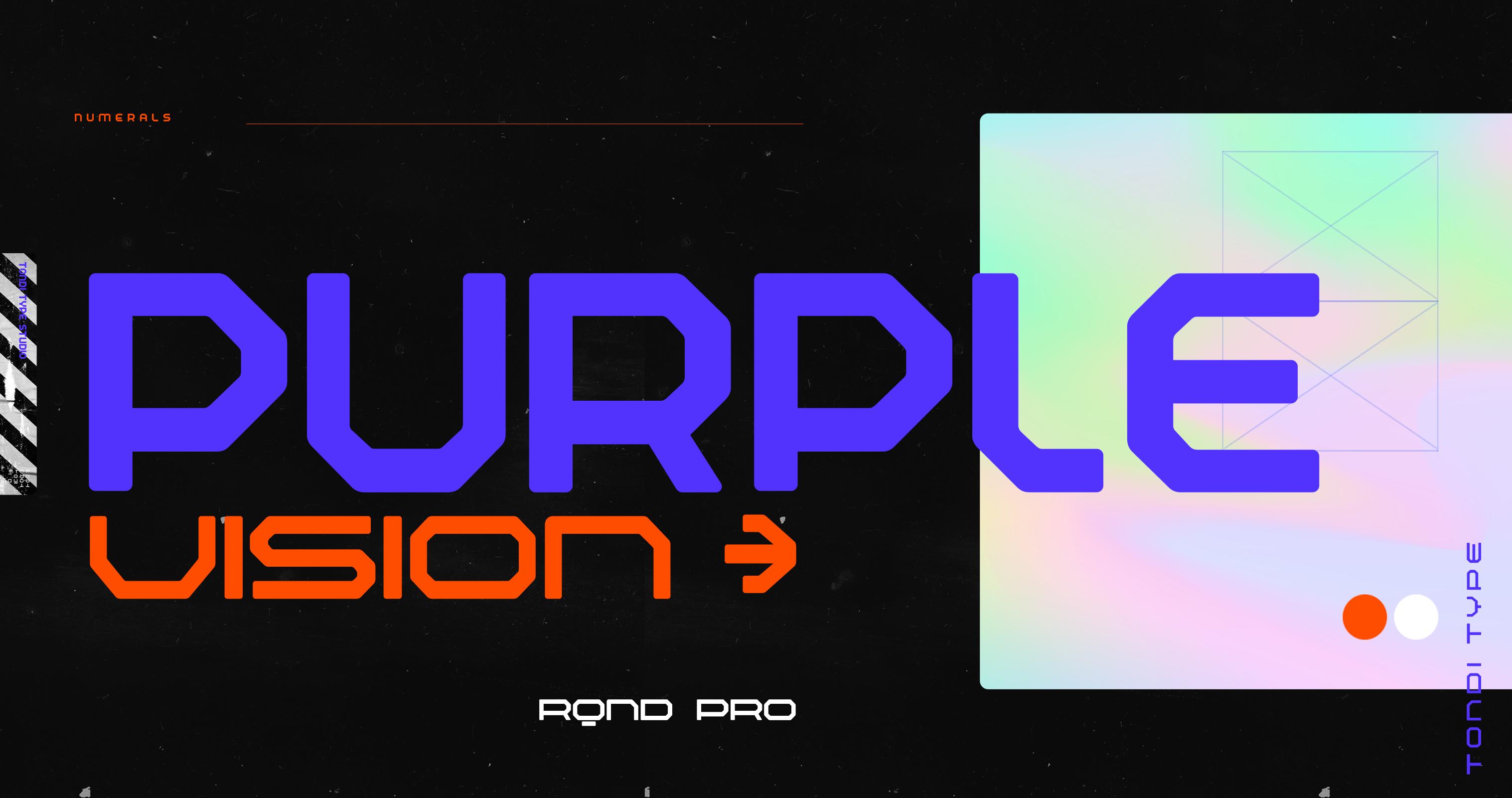 RQND Pro Font Family